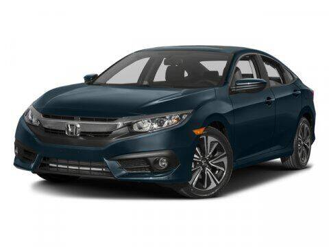 2016 Honda Civic for sale at Stephen Wade Pre-Owned Supercenter in Saint George UT