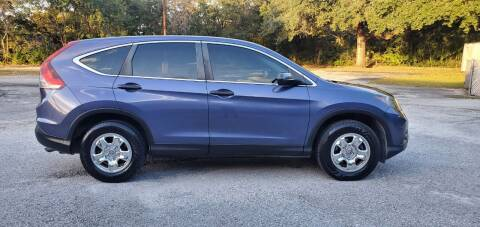2014 Honda CR-V for sale at Royal Auto Trading in Tampa FL