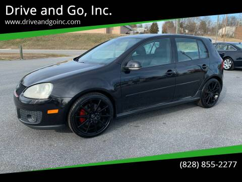 2008 Volkswagen GTI for sale at Drive and Go, Inc. in Hickory NC