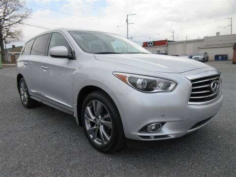 2013 Infiniti JX35 for sale at Cam Automotive LLC in Lancaster PA