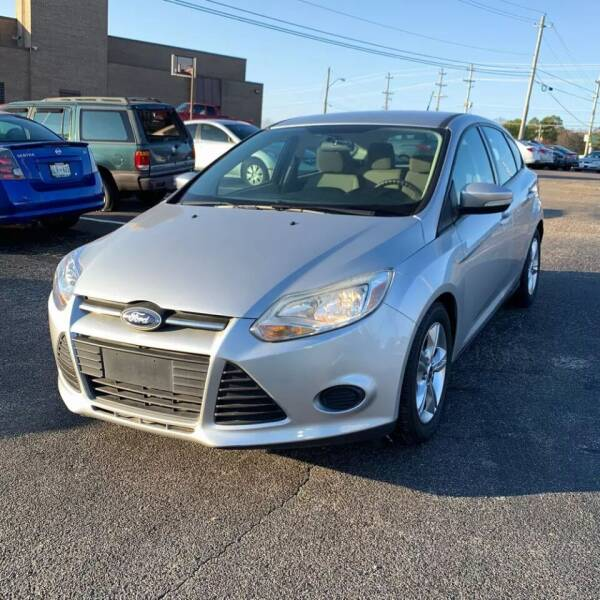 2014 Ford Focus for sale at CARZ4YOU.com in Robertsdale AL