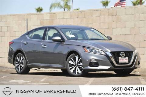 2021 Nissan Altima for sale at Nissan of Bakersfield in Bakersfield CA