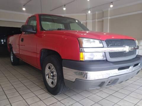 2004 Chevrolet Silverado 1500 for sale at Town Motors in Hamilton OH
