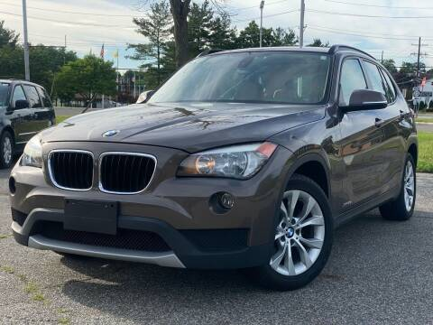 2013 BMW X1 for sale at MAGIC AUTO SALES in Little Ferry NJ