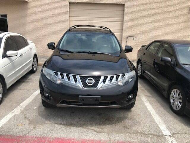 2010 Nissan Murano for sale at Reliable Auto Sales in Plano TX