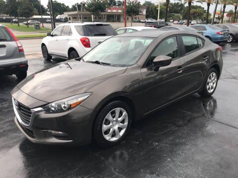 2017 Mazda MAZDA3 for sale at Riviera Auto Sales South in Daytona Beach FL