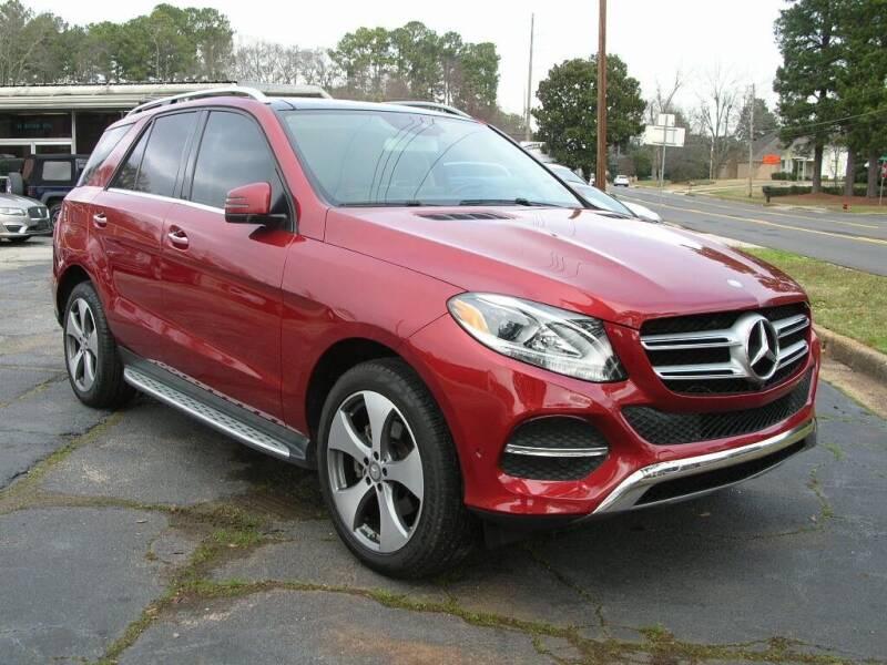 2016 Mercedes-Benz GLE for sale at South Atlanta Motorsports in Mcdonough GA
