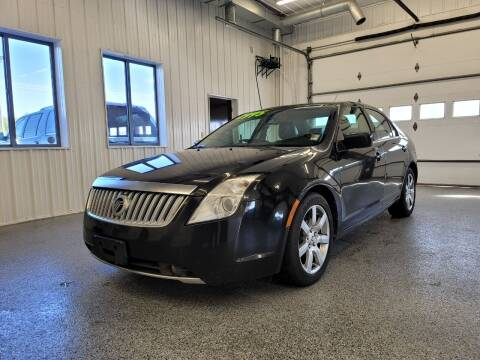 2010 Mercury Milan for sale at Sand's Auto Sales in Cambridge MN