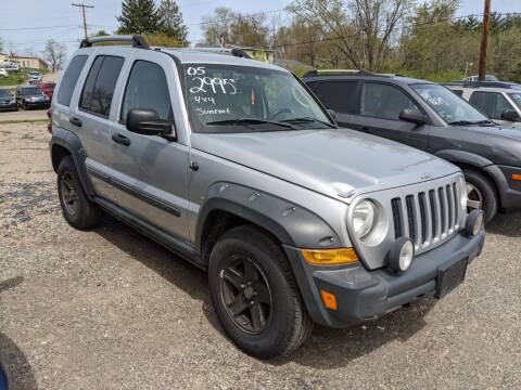 2005 Jeep Liberty for sale at Route 22 Autos in Zanesville OH