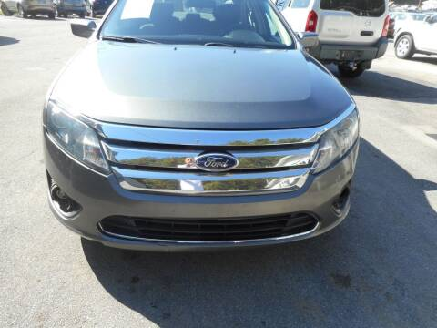 2011 Ford Fusion for sale at Elite Motors in Knoxville TN