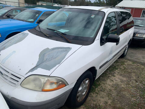 2000 Ford Windstar for sale at Augusta Motors in Augusta GA