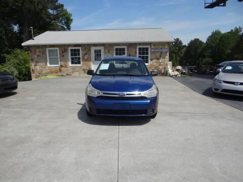 2008 Ford Focus for sale at Flywheel Auto Sales Inc in Woodstock GA