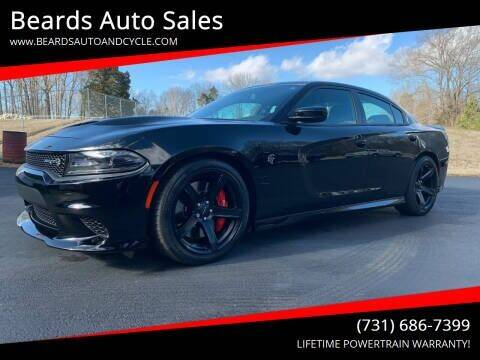 2018 Dodge Charger for sale at Beards Auto Sales in Milan TN