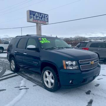 2007 Chevrolet Tahoe for sale at Capital Auto Sales in Carson City NV