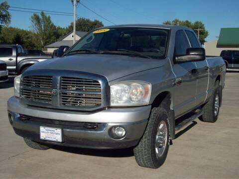2009 Dodge Ram Pickup 2500 for sale at Nemaha Valley Motors in Seneca KS