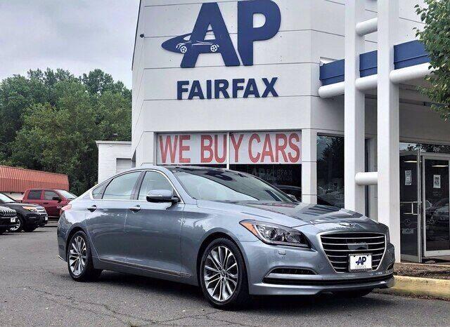 2015 Hyundai Genesis for sale at AP Fairfax in Fairfax VA
