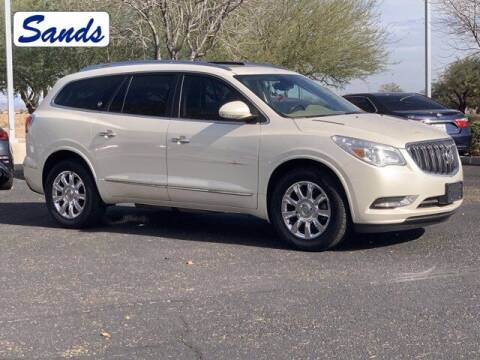 2014 Buick Enclave for sale at Sands Chevrolet in Surprise AZ