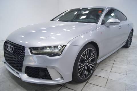 2016 Audi A7 for sale at Sacramento Luxury Motors in Carmichael CA