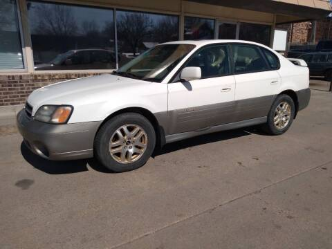 2001 Subaru Outback for sale at Second Chance Auto in Sioux Falls SD