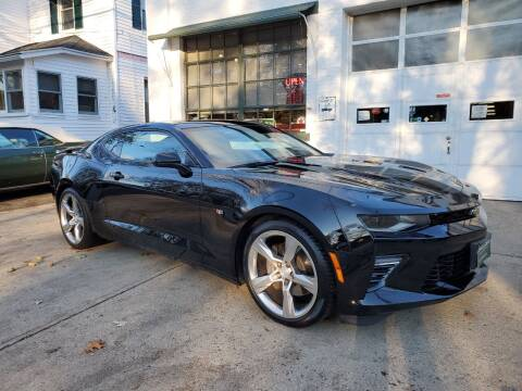 2016 Chevrolet Camaro for sale at Carroll Street Auto in Manchester NH