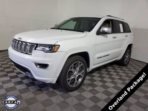 2019 Jeep Grand Cherokee for sale at PHIL SMITH AUTOMOTIVE GROUP - Joey Accardi Chrysler Dodge Jeep Ram in Pompano Beach FL
