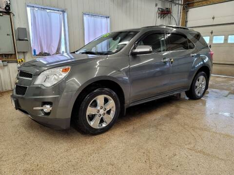2013 Chevrolet Equinox for sale at Sand's Auto Sales in Cambridge MN