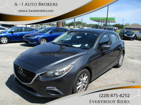 2014 Mazda MAZDA3 for sale at A - 1 Auto Brokers in Ocean Springs MS