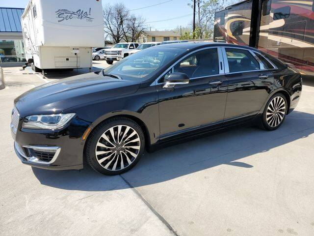 2017 Lincoln MKZ for sale at Kell Auto Sales, Inc - Grace Street in Wichita Falls TX