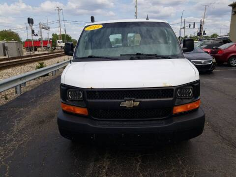 2013 Chevrolet Express Cargo for sale at Discovery Auto Sales in New Lenox IL