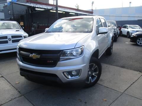 2016 Chevrolet Colorado for sale at Newark Auto Sports Co. in Newark NJ