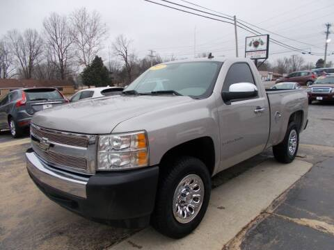 2007 Chevrolet Silverado 1500 for sale at High Country Motors in Mountain Home AR