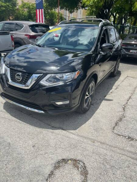 2019 Nissan Rogue for sale in Miami, FL