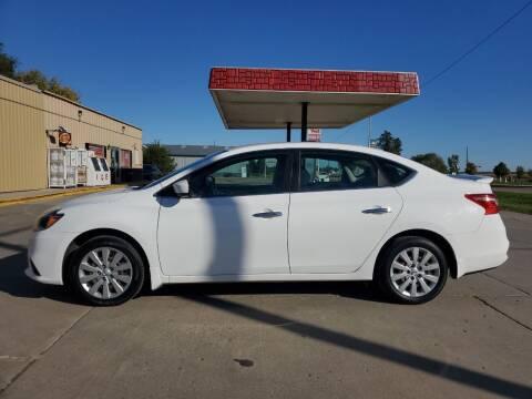 2016 Nissan Sentra for sale at Dakota Auto Inc. in Dakota City NE