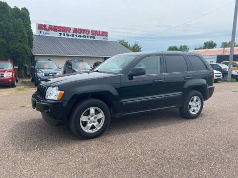 2007 Jeep Grand Cherokee for sale at BLAESER AUTO LLC in Chippewa Falls WI