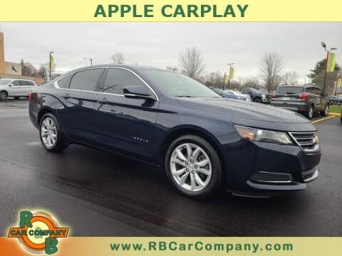 2016 Chevrolet Impala for sale at R & B Car Company in South Bend IN