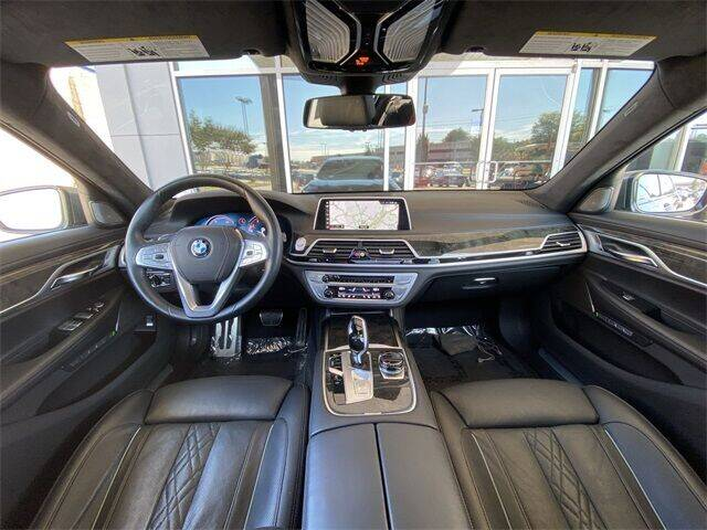 2018 BMW 7 Series AWD 750i xDrive 4dr Sedan - Roswell GA