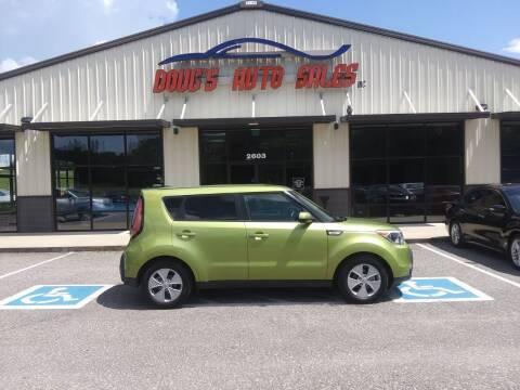 2015 Kia Soul for sale at DOUG'S AUTO SALES INC in Pleasant View TN