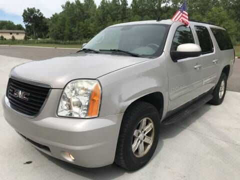 2007 GMC Yukon XL for sale at Angies Auto Sales LLC in Newport MN