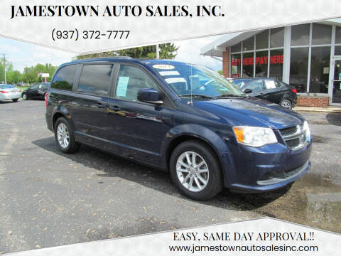 2013 Dodge Grand Caravan for sale at Jamestown Auto Sales, Inc. in Xenia OH