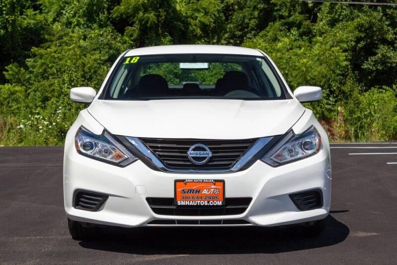 2018 Nissan Altima 2.5 S 4dr Sedan - Frederick MD