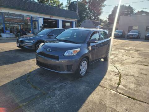 2012 Scion xD for sale at MOE MOTORS LLC in South Milwaukee WI