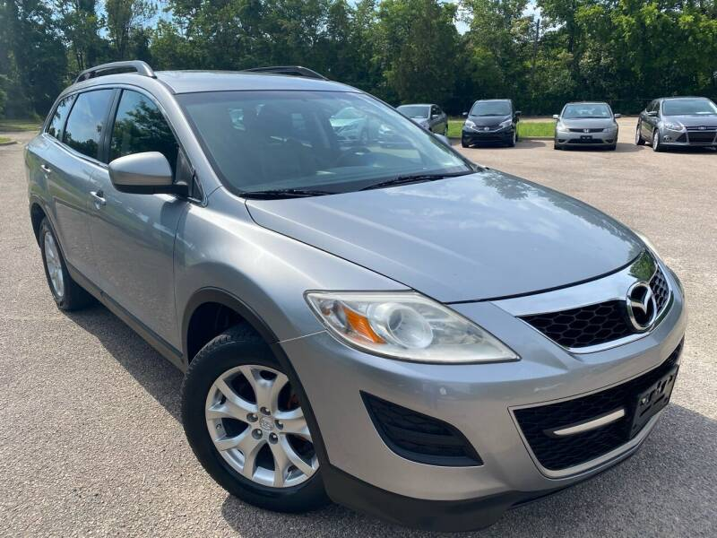 2012 Mazda CX-9 for sale at The Auto Depot in Raleigh NC