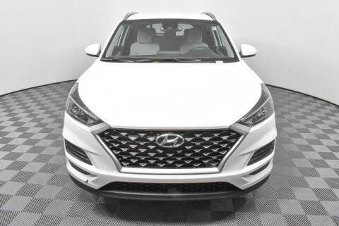 2021 Hyundai Tucson for sale at Southern Auto Solutions - Georgia Car Finder - Southern Auto Solutions-Jim Ellis Hyundai in Marietta GA