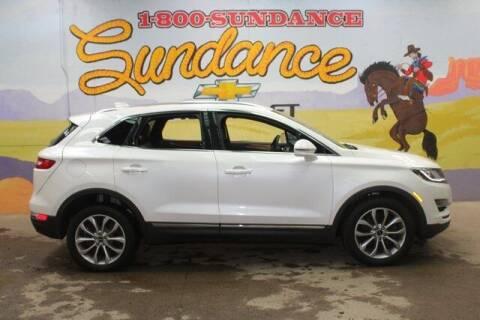 2018 Lincoln MKC for sale at Sundance Chevrolet in Grand Ledge MI