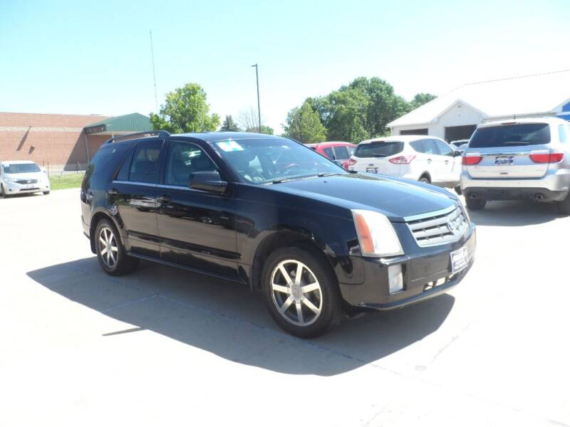 2004 Cadillac SRX for sale at America Auto Inc in South Sioux City NE