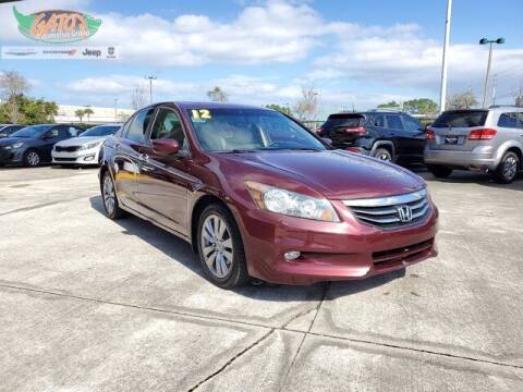 2012 Honda Accord for sale at GATOR'S IMPORT SUPERSTORE in Melbourne FL