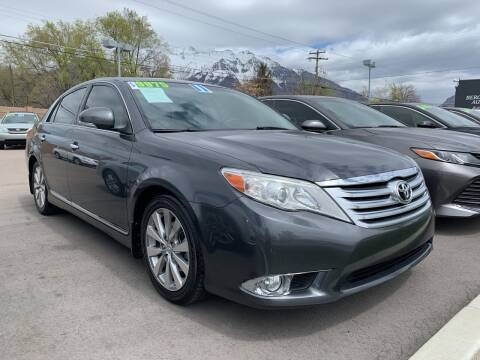 2011 Toyota Avalon for sale at Berge Auto in Orem UT