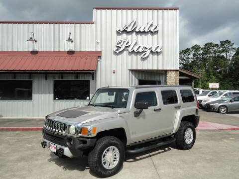 2008 HUMMER H3 for sale at Grantz Auto Plaza LLC in Lumberton TX