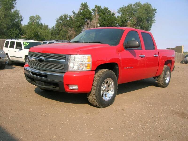 2011 Chevrolet Silverado 1500 for sale at HORSEPOWER AUTO BROKERS in Fort Collins CO