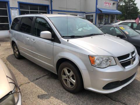 2012 Dodge Grand Caravan for sale at Klein on Vine in Cincinnati OH